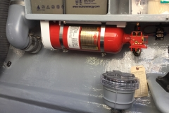 Engine Room Fire Extinguisher