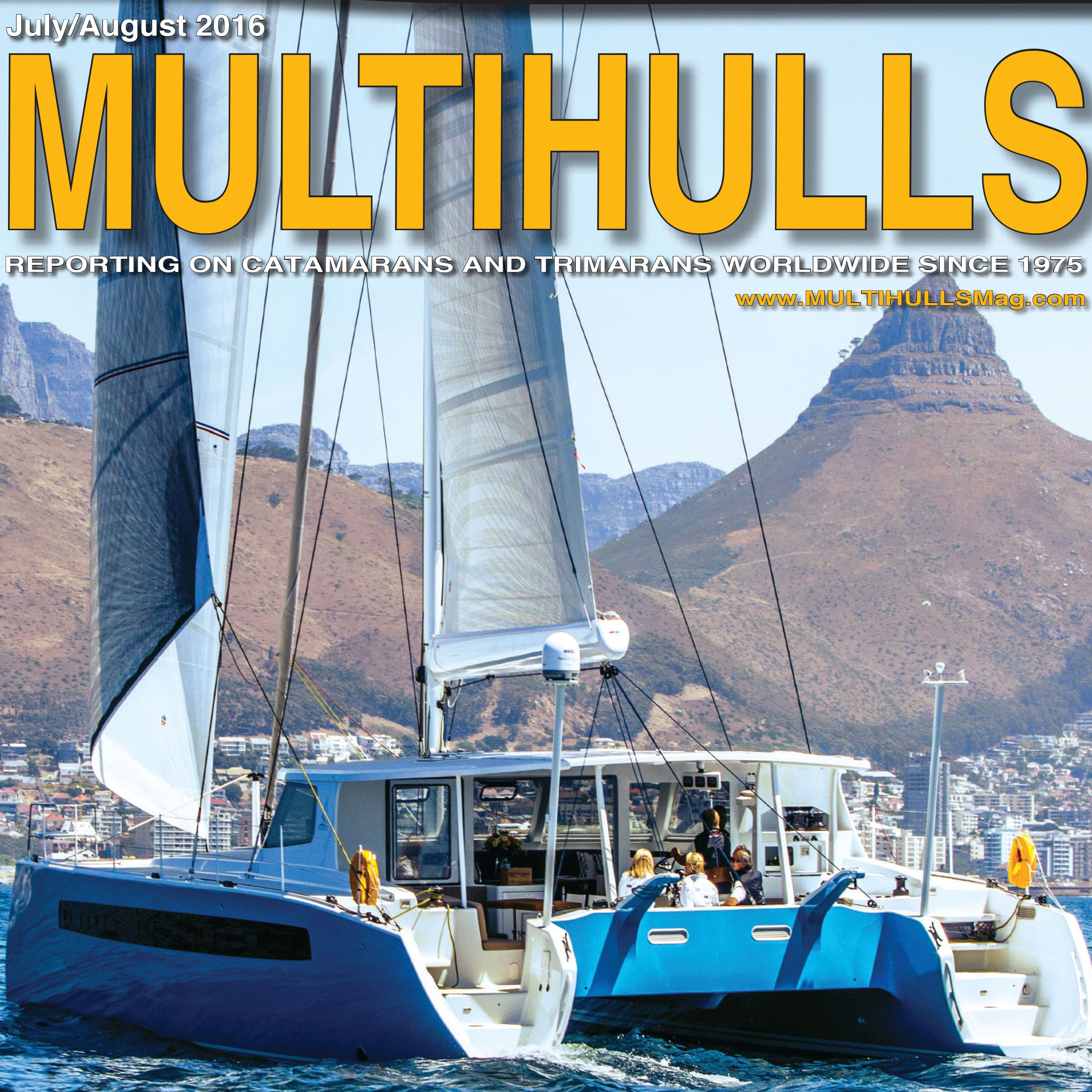 Multihulls Magazine:  The Balance 526