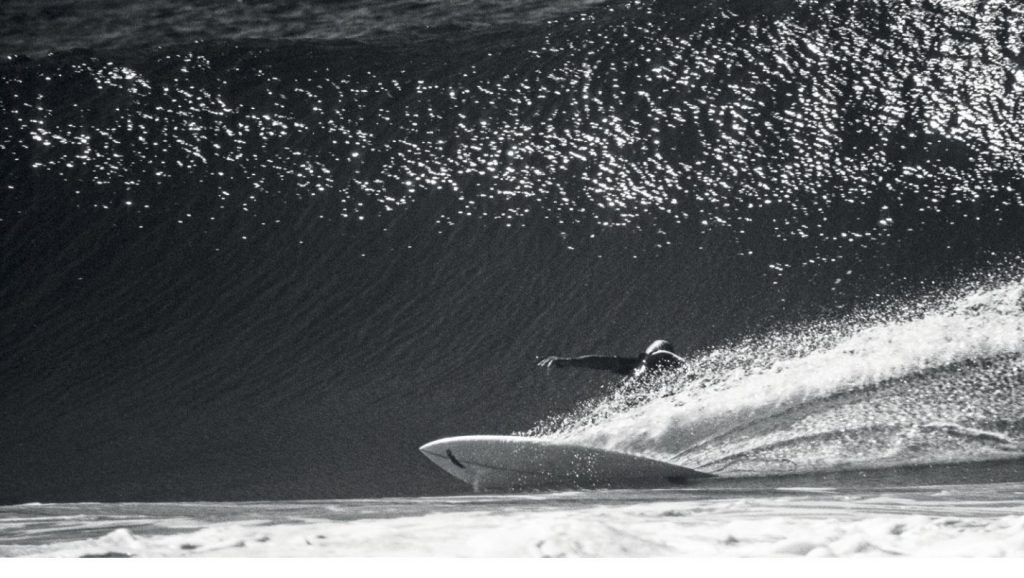 Jonathan Paarman Featured in The Surfer\'s Journal