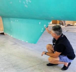 Phillip Berman Discusses the Performance Keel of the Balance 526