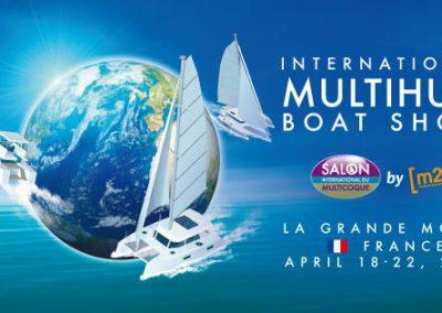 Balance Catamarans Attending The La Grand Motte Boat Show