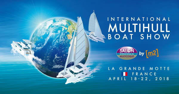 Balance Catamarans Attending The La Grand Motte Boat Show