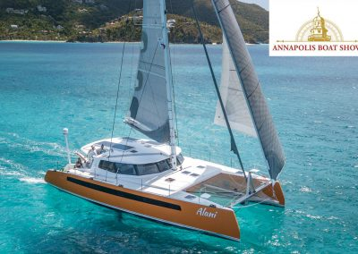 Balance Catamarans On Display in Annapolis This October!