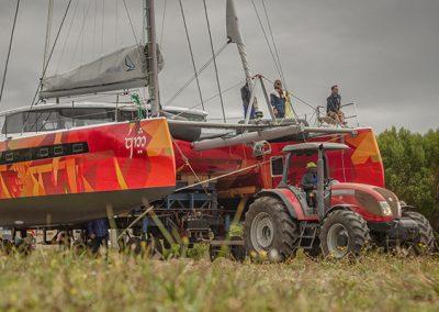 "Balance Launches 526 Hull #7 ""Vingilote"""
