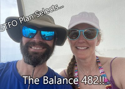 Balance 482 Selected By The GTFO Plan