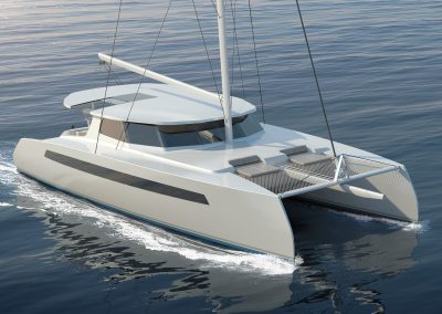 Balance Catamarans Reports Order Boost For New 482 Model