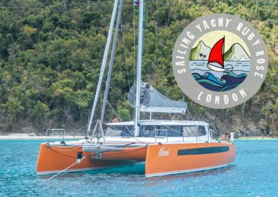 Sailing Yacht Ruby Rose Reviews the Balance 526