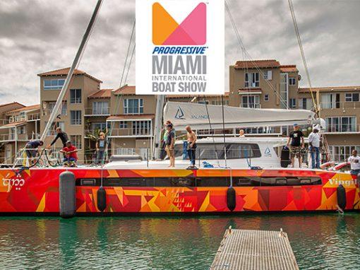 Balance Catamarans On Display At The 2020 Miami Boat Show