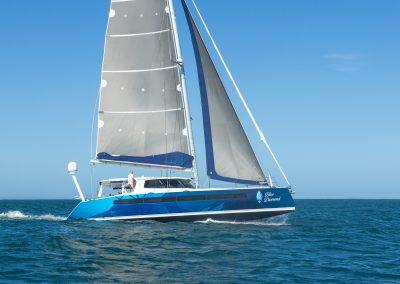 Building a Balance 526 Catamaran